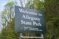 Image for Allegany State Park - Salamanca, New York