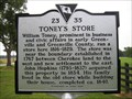 Image for Toney's Store / Militia Muster Ground