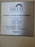 Image for Joyce Ellington Branch Library - 2008 - San Jose, CA