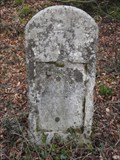 Image for Milestone with cut bench mark, Seaton Road, near Farway, Devon