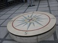 Image for Compass Rose Seat - The Quay, Poole, Dorset, UK