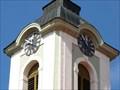 Image for Hodiny na kostele - Žebrák, okres Beroun, CZ