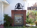 Image for Reeves Grove Baptist Church Bell - Steele, AL