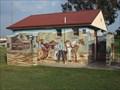 Image for Toilet Block Mural, Rotary Park, Kurri Kurri, NSW, Australia