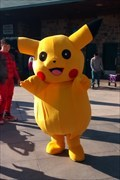 Image for Oklahoma City Zoo Pikachu - Oklahoma City, OK