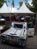 Image for Ceira leva carro Caça Fantasmas e quer um lugar no pódio do prémio da Red Bull