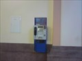 Image for Payphone no.6 at the main train station Pilsen, Czech Republic, EU