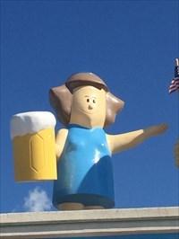 Beer Lady, Brooklyn, New York