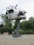 Image for Alien Airstream Trailer - Sacramento, CA