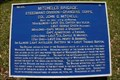 Image for Mitchell's Brigade Tablet - Chickamauga National Battlefield