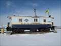 Image for Northern Alberta Railway Caboose 13006 - Rycroft, Alberta