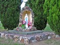 Image for Virgin Mary in Tokaanu. Southern Lake Taupo. New Zealand.