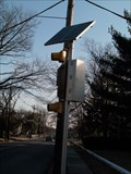Image for Solar Powered Safety Light - Magnolia, NJ