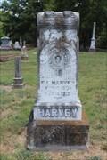 Image for E.L. Harvey - Hillsboro City Cemetery - Hillsboro, TX