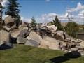 Image for Sharon Square Entrance Fountain - Reno, NV