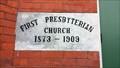 Image for 1909 - First Presbyterian Church of Roseburg, OR