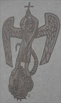Image for Archangel Michael @ St. Briccius Kirche Wurmlingen, Germany, BW