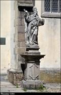 Image for St. Adalbert / Sv. Vojtech - Chrám Panny Marie královny a Sv. Jiljí (Trebon, South Bohemia)