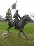 Image for Ft. Sheridan Centennial Legacy Statue - Ft. Sheridan, IL