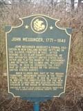 Image for John Messinger, 1771-1846