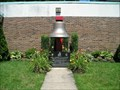 Image for Fire Station 3 Memorial Bell - Cherry Hill Fire Dept. - Cherry Hill, NJ