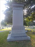 Image for Charles Denby - Oak Hill Cemetery - Evansville, IN