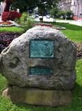 Image for Main Memorial Tablet - Kalamazoo, MI