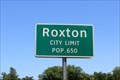 Image for Roxton, TX - Population 650