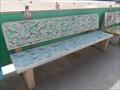 Image for Seaweed Bench  -  Santa Cruz, CA