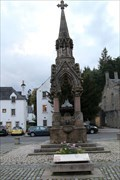 Image for The Atholl Memorial Fountain - Dunkeld, Scotland, UK