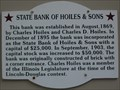 Image for State Bank of Hoiles & Sons - Greenville, Illinois