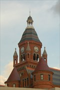 Image for Old Red Courthouse Town Clock - Dallas, TX