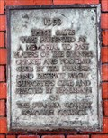 Image for Memorial Gates - Historical Marker - St Helens, Swansea, Wales.