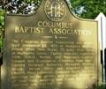 Image for Columbus Baptist Association-GHM 072-4-Harris Co