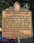 Image for John Harvard's Land