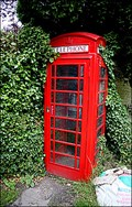 Image for Welford on Avon phone box, Warwickshire, UK