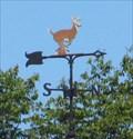 Image for Deer Weathervane - Amherstburg, Ontario