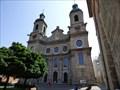 Image for Glockenturm Innsbrucker Dom St. Jakob - Innsbruck, Tirol, Austria