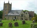 Image for St Mary the Virgin, Hanbury, Worcestershire, England
