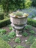 Image for Baptism Font, St Edmundsbury Abbey Gardens - Bury St Edmunds, Suffolk