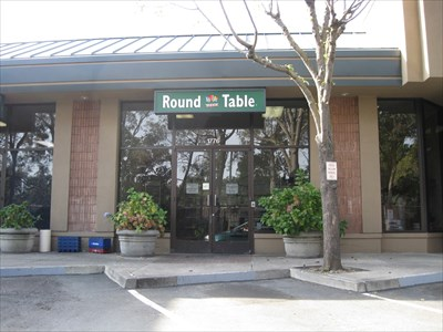 Wonderful Round Table Pizza   Broadway  Walnut Creek, CA   Pizza Shops   Regional  Chains On Waymarking.com