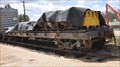 Image for Orange Empire Railway Museum MOW Flatcar #35586