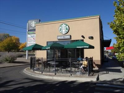 Starbucks in farmington nm