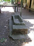 Image for Historic Horse Drinking Trough, St Albans. NSW. Australia.
