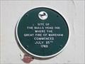 Image for The Bulls Head Inn Plaque - South Street, Wareham, Dorset, UK