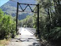 Image for Tutoko Suspension Bridge - Milford Highway - New Zealand