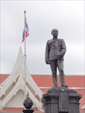 Image for King Chulalongkorn—Nonthaburi, Thailand.