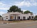Image for Canute Service Station - Oklahoma, USA.