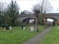 Image for Weedon's railway viaduct.