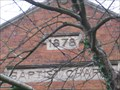 Image for 1878 - Baptist Chapel - Main Street, Denton, Northamptonshire, UK